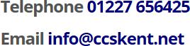 CCS Contact Information